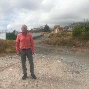 Ciudadanos propone mejorar la movilidad y seguridad vial en el polígono de El Pinillo y arreglar el acceso a La Leala Norte
