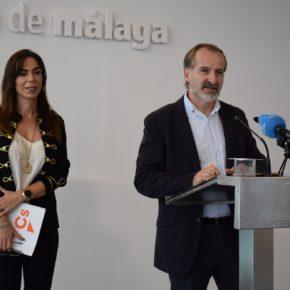 Ciudadanos propone que la Diputación elimine el 35% del recargo del IAE para reducir las cargas fiscales a más de 10.000 empresas