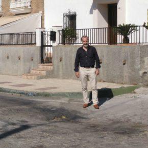 Ciudadanos reclama al PP que ejecute la reforma de la carretera de Benamargosa anunciada en abril de 2016