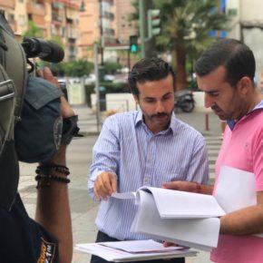 Ciudadanos reclama al equipo de gobierno que lleve a cabo una auditoría para mejorar la seguridad vial en Fuengirola