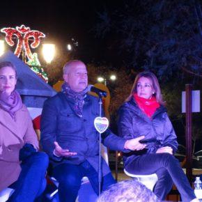 """Javier Imbroda destaca enFuengirolaque """"los andaluces no quieren que sea Pablo Iglesias quien dirija la economía de la comunidad"""""""