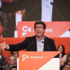 """Marín (Cs): """"No pueden luchar contra la corrupción quienes han vivido de ella"""""""