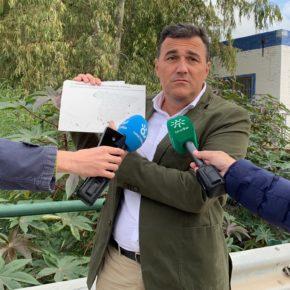 Ciudadanos critica que el PSOE ha convertido a Andalucía en el gran punto negro de España en depuración de aguas