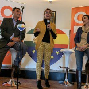 Ciudadanos garantiza en Antequera una Ley de Dependencia con los recursos necesarios para todos los andaluces