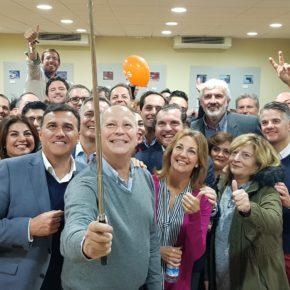 Ciudadanos refuerza en Benalmádena su llegada desde la sociedad civil para ilusionar a los andaluces de cara al 2D
