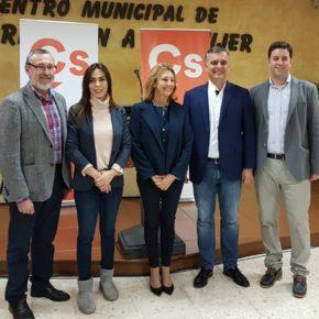 Ciudadanos se reivindica en Alhaurín de la Torre como la oportunidad para cambiar Andalucía tras 40 años de incapacidad del PSOE