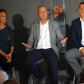 """Imbroda (Cs): """"Los andaluces se merecen un presidente que no vaya a comparecer por corrupción y que defienda el talento, el desarrollo y la educación"""""""