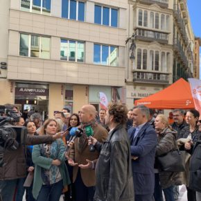 """Imbroda (Cs): """"Con un 1% más de votos a Ciudadanos en Andalucía son 5 escaños más que lo cambiarán todo"""""""