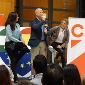 """Imbroda (Cs): """"Cs va a luchar, a construir un proyecto y a llevar el mensaje de cambio que necesita Andalucía"""""""
