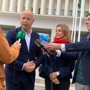 """Javier Imbroda (Cs):""""Ciudadanos es el voto útil para acabar con 40 años de PSOE y abrir una nueva etapa en Andalucía"""""""