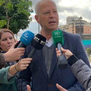 """Imbroda (Cs): """"Es imposible que en Andalucía haya un crecimiento económico si no hay un medioambiente protegido"""""""