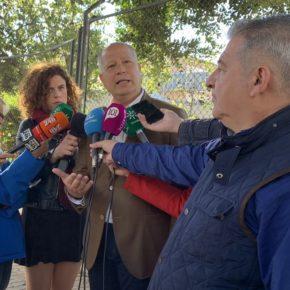 """Imbroda (Cs): """"El PSOE de Susana Díaz ha convertido la sanidad de Andalucía y Málaga en la mayor sala de espera de Europa"""""""
