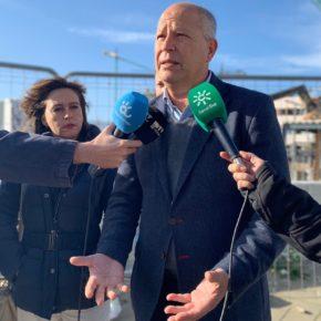 Javier Imbroda critica que el PSOE ha dejado maltrecha la educación y otros servicios básicos en Andalucía