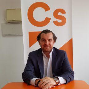 """Juan Antonio Vargas (Cs): """"Benalmádena ha demostrado que es naranja en la antesala de las elecciones municipales"""""""