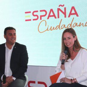 """Melisa Rodríguez (Cs): """"Para el PSOE la juventud nunca ha sido una prioridad en Andalucía"""""""