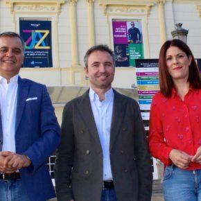 Ciudadanos peleará por impulsar la aportación pública de las administraciones al Festival de Cine de Málaga