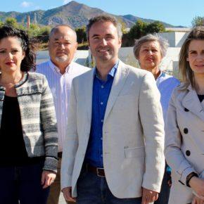 """Guillermo Díaz dice que """"PP y PSOE serían despedidos en una empresa privada por su gestión con la depuradora de Nerja"""""""