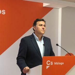 Hernández asegura que las consejerías de Ciudadanos publican todas las semanas ayudas al empleo en Málaga