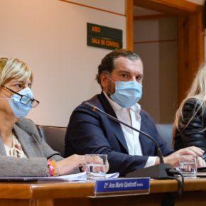 Vargas incide en la necesidad de que se apruebe un plan para salvar a la hostelería en Benalmádena