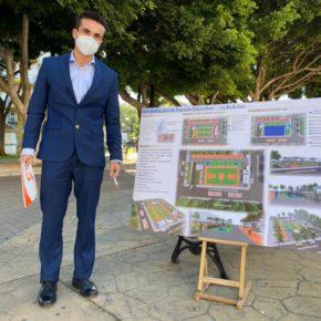 Cs Fuengirola propone un espacio deportivo y de encuentro en la plaza del Parque del Rosario