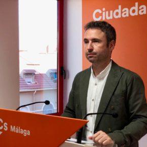 """Díaz: """"Ciudadanos dignifica a los dependientes y a quienes los cuidan al subir el precio hora de la ayuda a domicilio"""""""