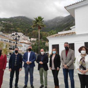 Cs llama al consenso para salvar el patrimonio de la Sierra de Mijas-Alpujata con su declaración de parque natural