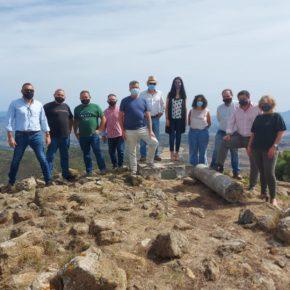 Cs Álora agradece a los alcaldes del Guadalhorce que se sumen a su proyecto del primer geoparque de Málaga