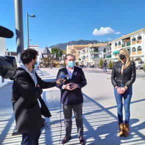 """Cs reclama al PSOE que cumpla sus promesas y dote a Benalmádena de un Plan de Aparcamientos """"serio"""" y """"realista"""""""