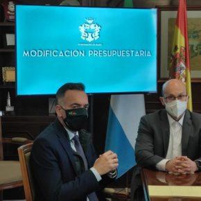 Cs Mijas impulsa la modificación presupuestaria de 51,7 millones de euros para la recuperación económica y social