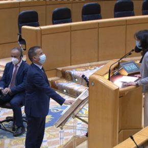 Muñoz Lagares promete su cargo como senador andaluz de Ciudadanos