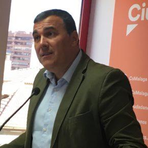 """Cs destaca que ya están disponibles las ayudas a hoteles y apartamentos para que Málaga """"siga siendo un destino líder"""""""